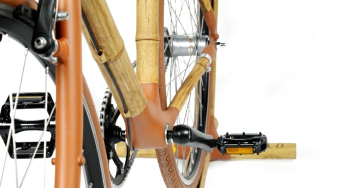 stylische fahrräder bcb nachhaltiges design detail