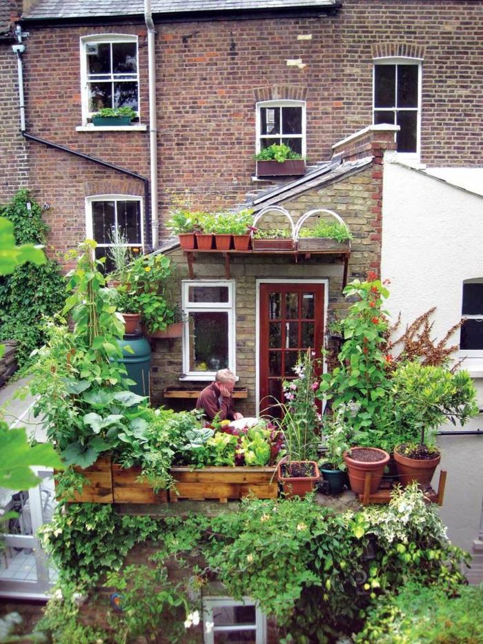 Terrassenbepflanzung tipps so gestalten sie eine gr ne - Terrassenbepflanzung ideen ...