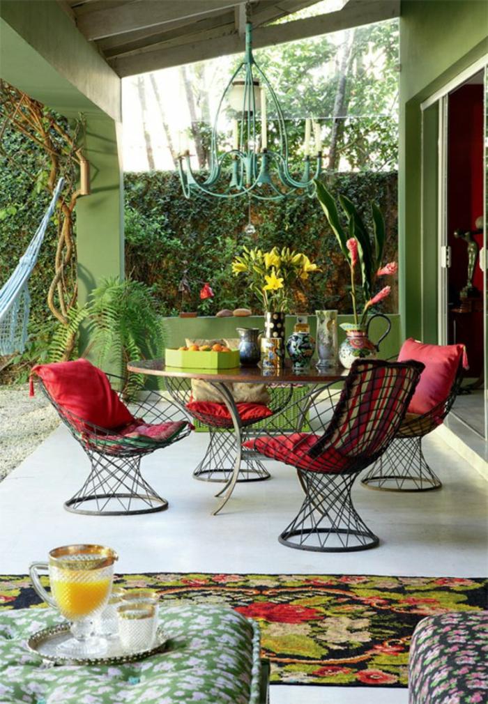 terrassengestaltung ideen lounge möbel entspannungsecke gestalten
