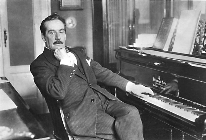 toskana urlaub am meer lucca Giacomo Puccini geburtsort