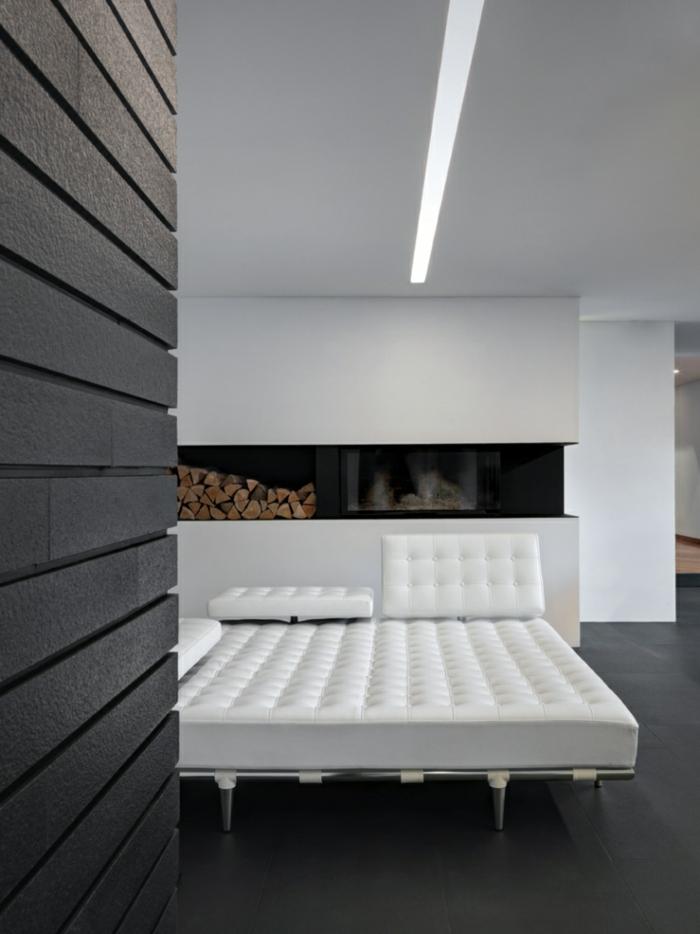 ein faszinierendes traumhaus, das tradition und innovation kombiniert, Wohnzimmer dekoo