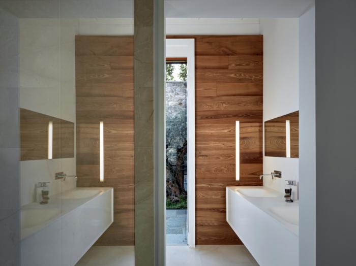 traumhaus modernes badezimmer