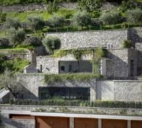 Ein faszinierendes Traumhaus, das Tradition und Innovation kombiniert