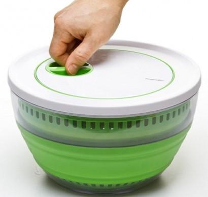 Tupperware Salatschleuder: praktische Tipps und alternative Benutzung