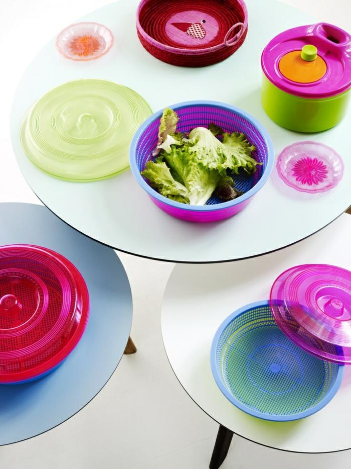 tupperware salatschleuder farbige salatschleuder tupper