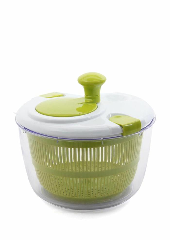 tupperware salatschleuder grün weißsalatschleuder tupper