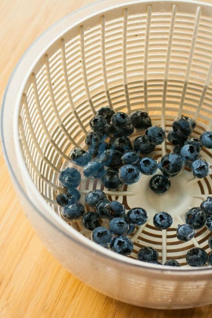 tupperware salatschleuder obst und gemüse waschen salatschleuder tupper