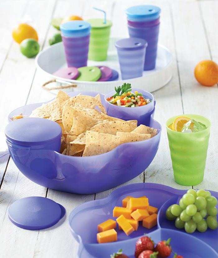 tupperware salatschleuder plastikcshalen lila salatschleuder tupper