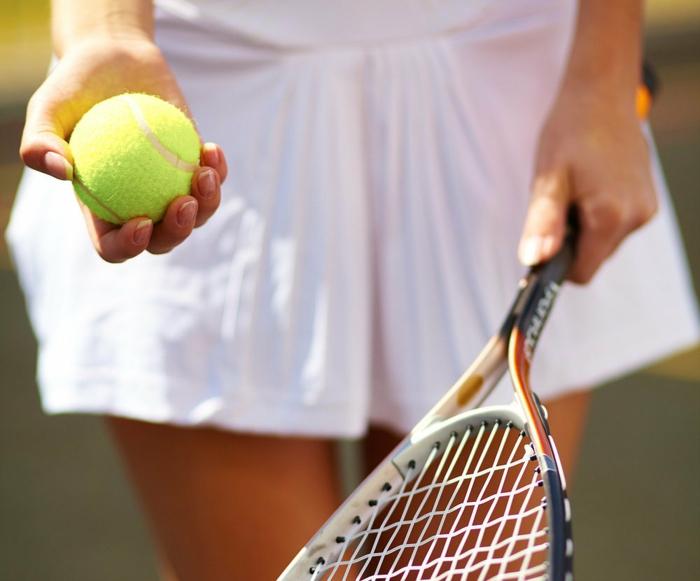 unglück im leben vermeiden sich mehr bewegen tennis spielen