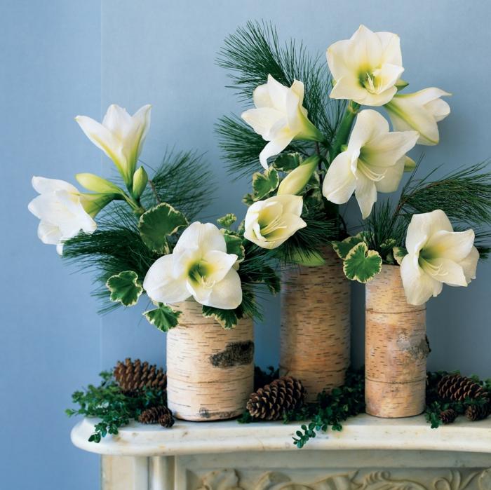 Originelle ideen wenn sie ihre vasen dekorieren m chten - Vasen dekorieren ...