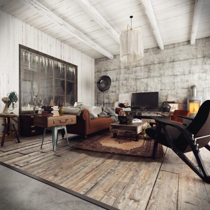 Wohnen Im Landhausstil Wohnzimmer Möbel Einrichtungstipps
