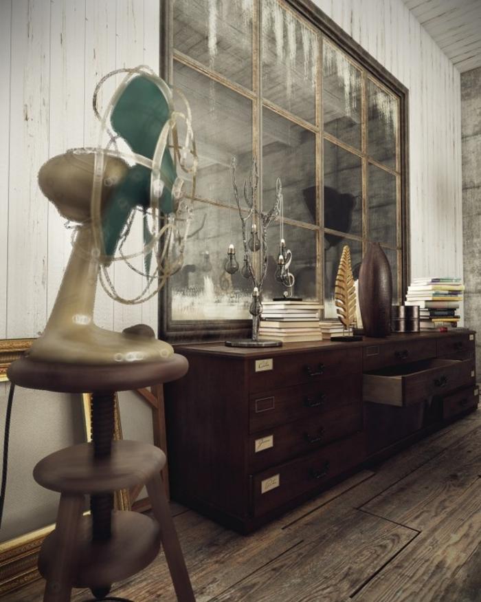 wohnen im landhausstil wohnzimmer möbel rustikal