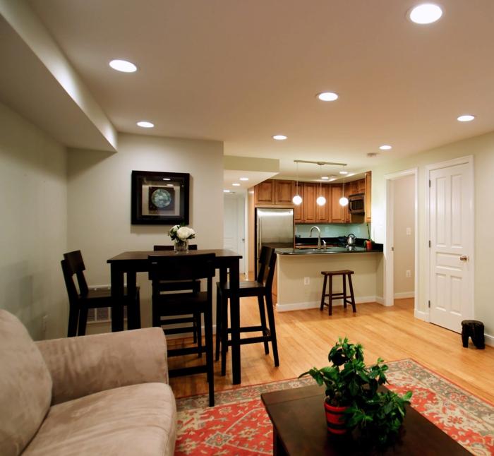 kleine gemutliche wohnzimmer. Black Bedroom Furniture Sets. Home Design Ideas