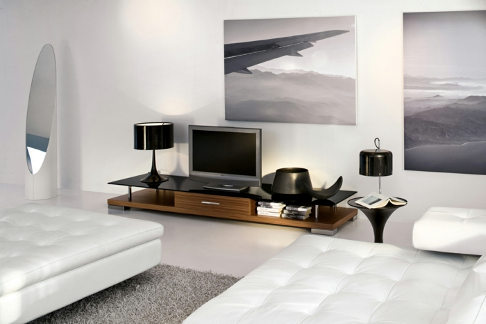 wohnung einrichten ideen wie gestaltet man kleine r ume. Black Bedroom Furniture Sets. Home Design Ideas