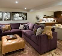 wohnung einrichten ideen - wie gestaltet man kleine räume ohne ... - Wohnzimmer Kleine Wohnung