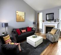 Ideen Fur Wohnzimmer Einrichten Wohnlandschaft Mobel