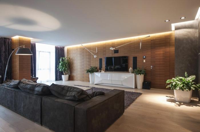Zimmer Einrichten Ideen Je Nach Dem Wohnzimmer Gestalten.