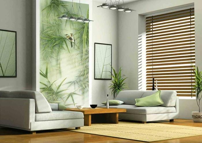zimmerbambus indoor interieur
