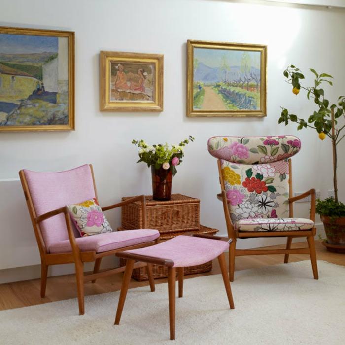 50er Jahre Möbel Für Ein Reizendes Retro Ambiente Mit Stil ...