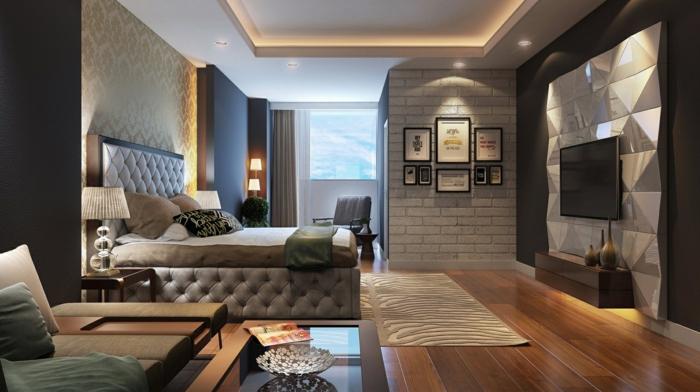 Abgehängte Decken Beleuchtung- ein Trend in der Deckenmontage