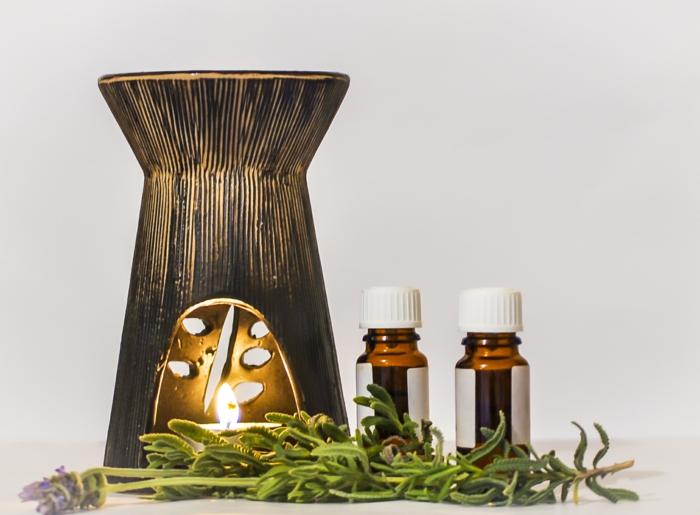 Naturreine ätherische Öle Aromaöle brenner