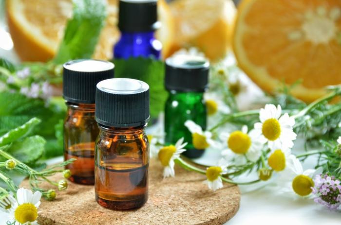 Naturreine ätherische Öle Aromaöle kamile thymian