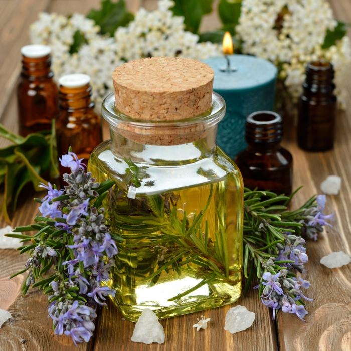 Naturreine ätherische Öle Aromaöle lavendel kristal
