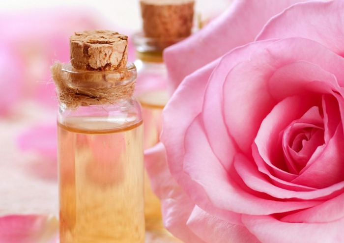 Naturreine ätherische Öle Aromaöle rose oel
