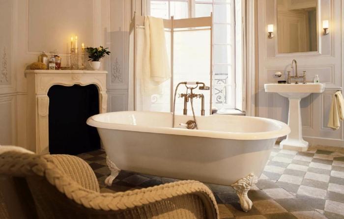 badezimmerideen die einfach anders sind. Black Bedroom Furniture Sets. Home Design Ideas