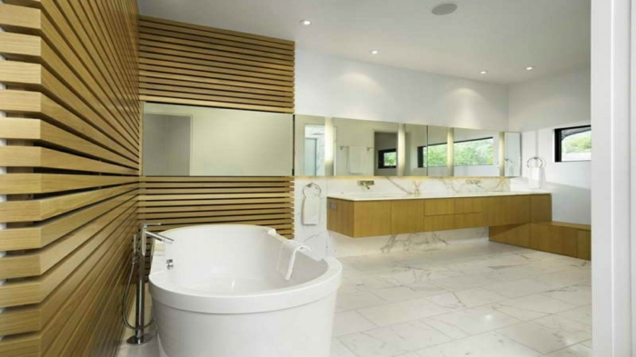 Badezimmerideen die einfach anders sind for Einfach design badezimmer