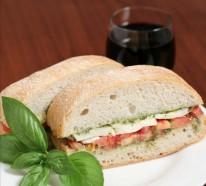 Ciabatta Brot- Backen Sie heute italienisch  mit uns!