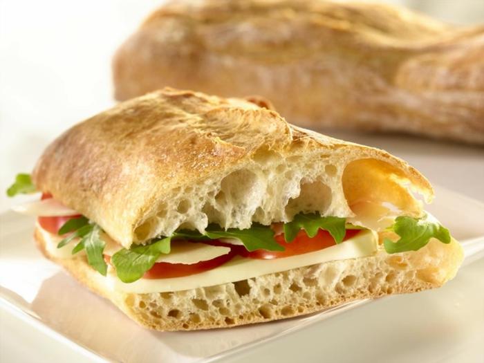 Ciabatta Brot klassisch