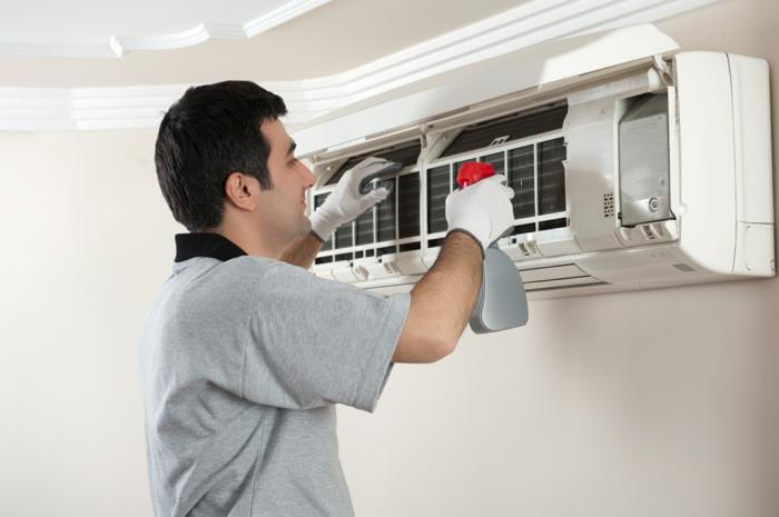 DIY Wohnideen klimaanlage filter