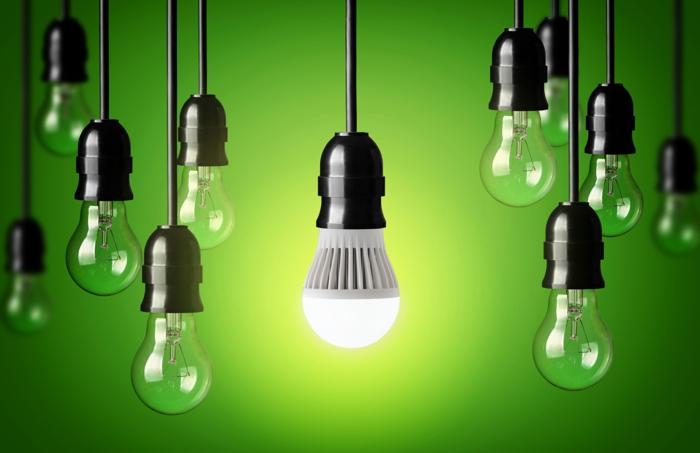 DIY Wohnideen glühbirne