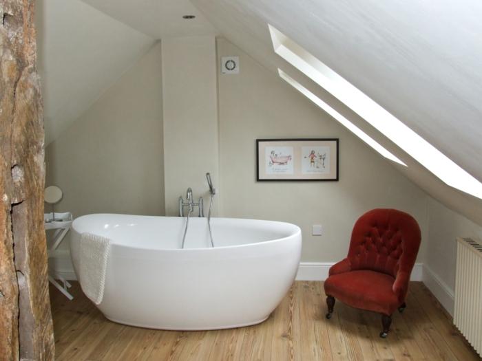 Badewanne dachgeschoss  Schräge Badewanne Maße: Freistehende acryl badewannen alle angebote.
