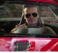 David Beckham ist das Werbegesicht der Marke Jaguar in China