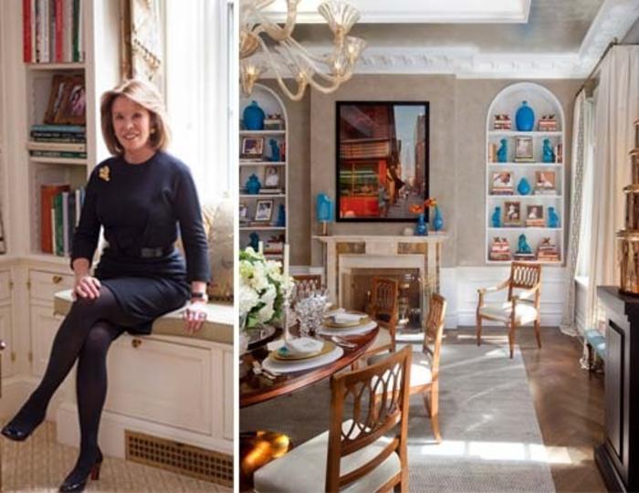 Ellie Cullman innen und möbeldesigner interieur design beispiele