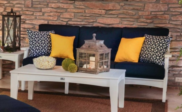 ber 1000 balkonm bel gartenm bel aus polyrattan lounge. Black Bedroom Furniture Sets. Home Design Ideas