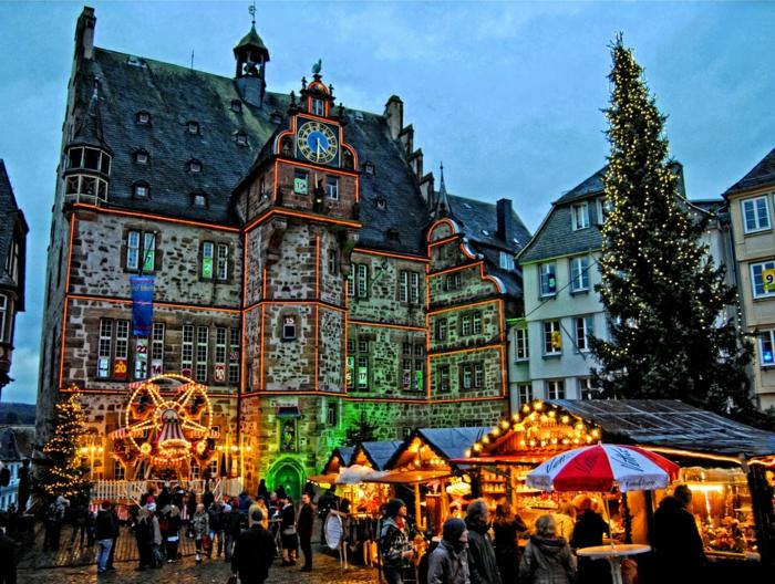 Gebrüder Grimm marburg weihnachten