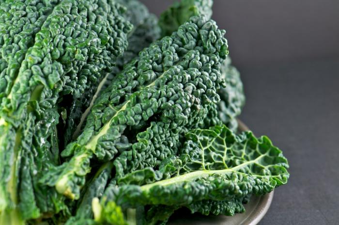 Grün kohl gesund