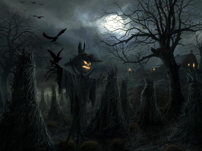Halloween Filme vogelscheuche