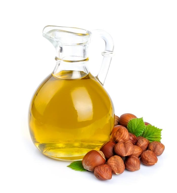 Haselnüsse gesund oil