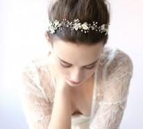Hochzeitsfrisuren- Die Herausforderung Braut zu sein