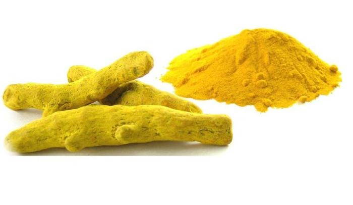 Kurkuma Wirkung gelb grün