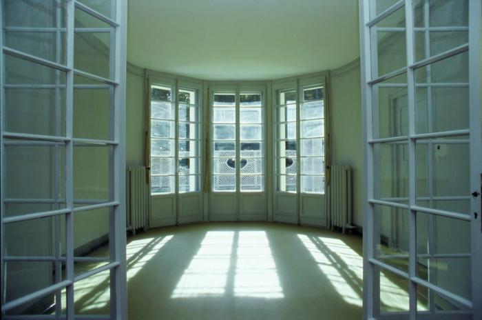 Le Corbusier Villa Jeanneret Perret fenster