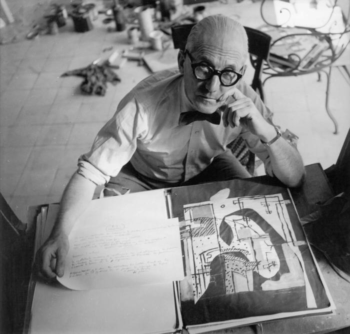 Le Corbusier Villa Jeanneret Perret