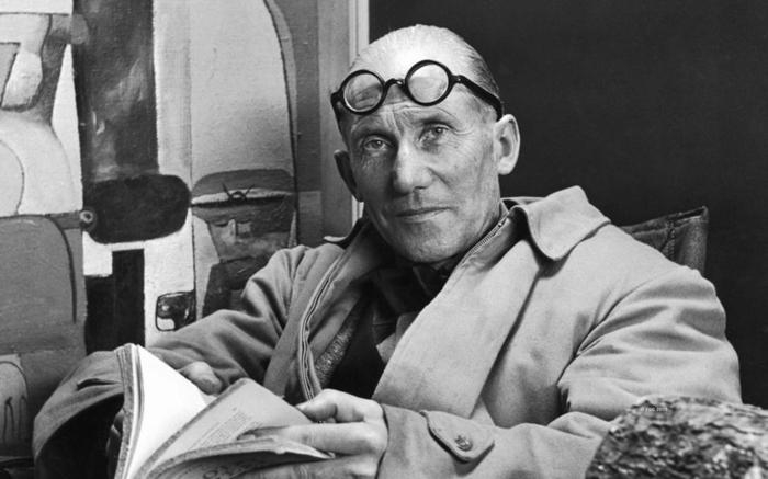 Le Corbusier buch