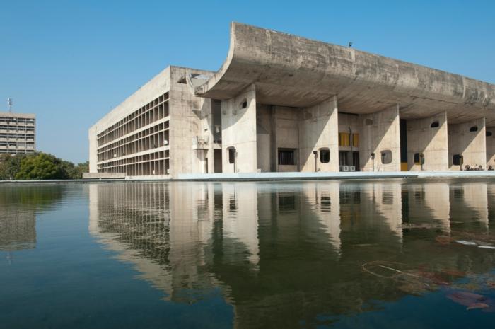 Le Corbusier stahlbeton