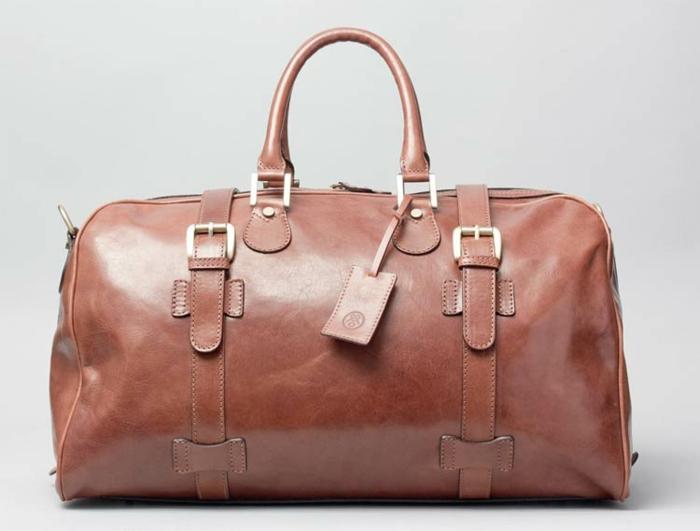 Ledertasche Flero M von Maxwell Scott reisetasche