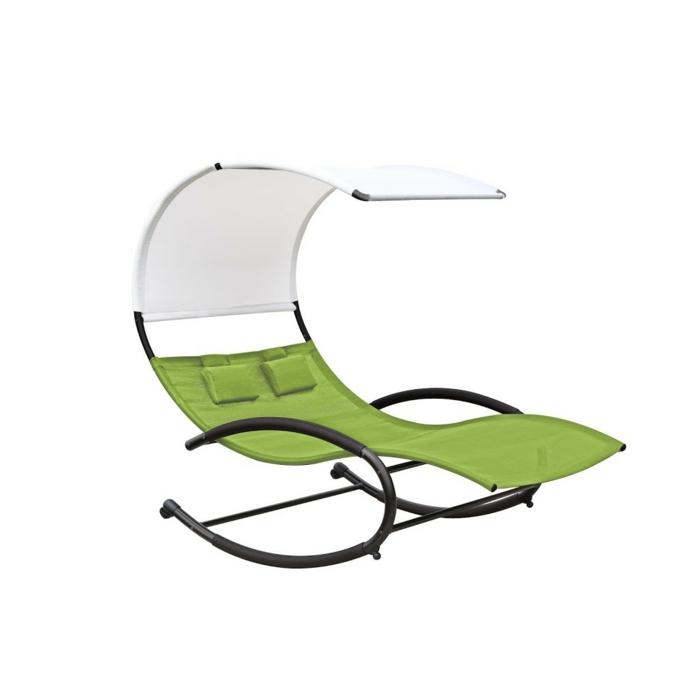 Liegestuhl zwei